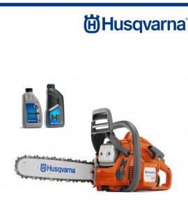 Бензинов моторен трион Husqvarna 435-15