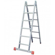 Krause Двойни стълби с панта