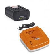 Stihl Акумулаторна система PRO - батерии и зарядно