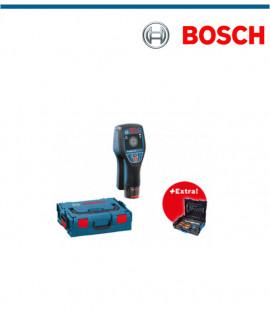 Детектор за стени Bosch D-Tect 120 Profesional с Gedore L-boxx и батерия 12V