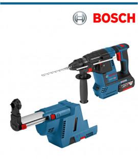 Акумулаторен перфоратор Bosch GBH 18V-26 (2x 5,0 Ah L-BOXX) и подарък Gedore L-Boxx