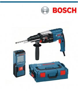 Перфоратор Bosch GBH 2-28 F Professional в комплект с лазерна ролетка Bosch GLM 30