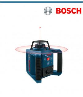Ротационен лазер Bosch GRL 250 HV до 250 метра със дистанционно