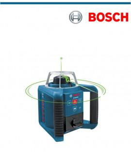 Ротационен лазер Bosch GRL 300 HV + строителен статив BT 300 HD и лата GR 240