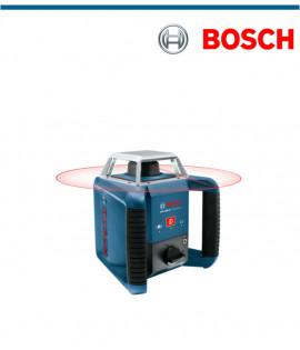 Ротационен лазер Bosch GRL 400 H до 400 метра в комплект с лата LR1