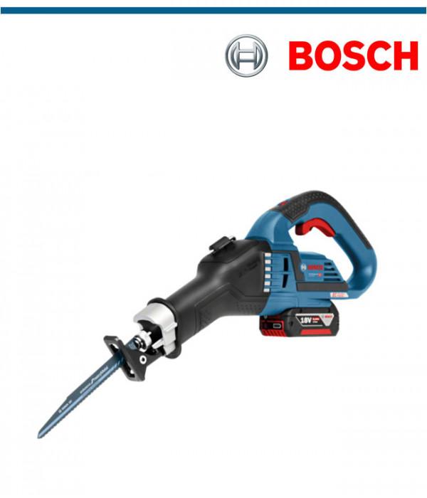 Акумулаторен саблен трион Bosch GSA 18V-32 Professional с две батерии