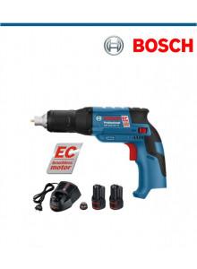 Акумулаторен винтоверт за сухо строителство Bosch GTB 12V-11+2х2,5Ah