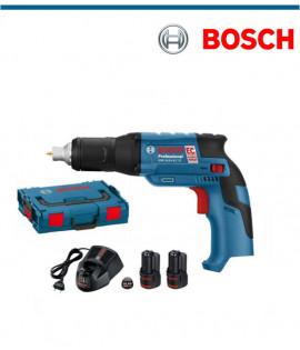 Акумулаторен винтоверт за сухо строителство Bosch GTB 12V-11+2х2,5Ah L-Boxx