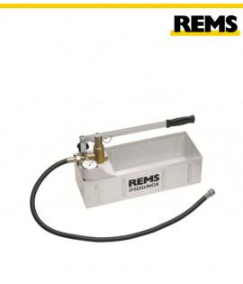 Ръчна помпа за изпитване на налягане REMS Push INOX