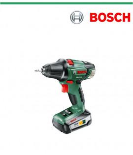 Акумулаторен двускоростен пробивен винтоверт Bosch PSR PSR 18 LI-2  с литиево йонна батерия