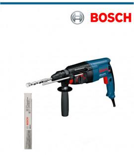 Перфоратор Bosch GBH 2-26 DRE с подарък комплект шило и свредла