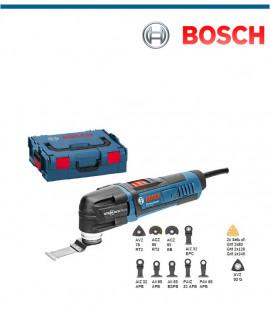 Мултифункционален инструмент Bosch GOP 40-30 с подарък комплект консумативи