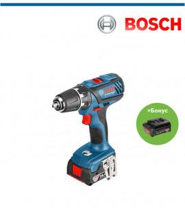 Акумулаторен винтоверт Bosch GSR 14,4-2-LI + допълнителна батерия