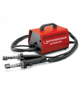 Апарат за спояване с мек припой ROTHENBERGER ROTHERM 2000