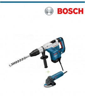 Перфоратор Bosch GBH 5-40 DCE -SDS Max с подарък ъглошлайф GWS 850 C